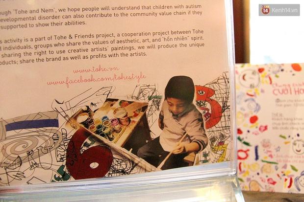 Câu chuyện về Tòhe: Đừng thương hại những họa sĩ nhí mắc bệnh tự kỷ, mà hãy công nhận tài năng của các em - Ảnh 13.