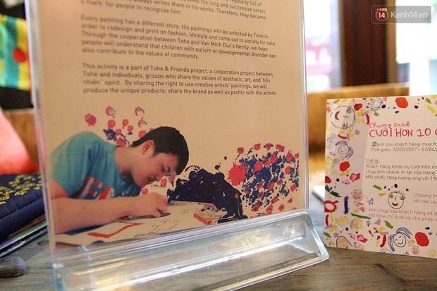 Câu chuyện về Tòhe: Đừng thương hại những họa sĩ nhí mắc bệnh tự kỷ, mà hãy công nhận tài năng của các em - Ảnh 9.