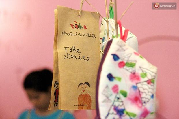 Câu chuyện về Tòhe: Đừng thương hại những họa sĩ nhí mắc bệnh tự kỷ, mà hãy công nhận tài năng của các em - Ảnh 4.