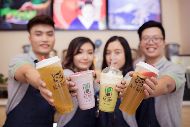 Kamu – Hương vị trà sữa Nhật Bản đặc trưng giữa đất Hà thành - Ảnh 10.