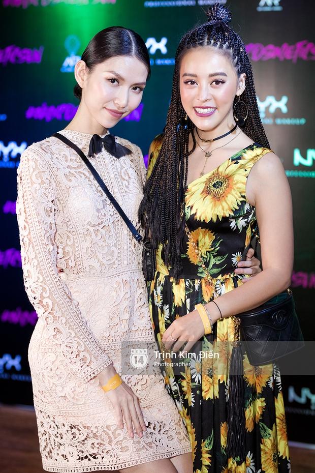 Hội ngộ tại sự kiện làm đẹp, Châu Bùi trung thành với son đỏ trong khi các beauty blogger Việt diện đủ màu son thời thượng - Ảnh 15.