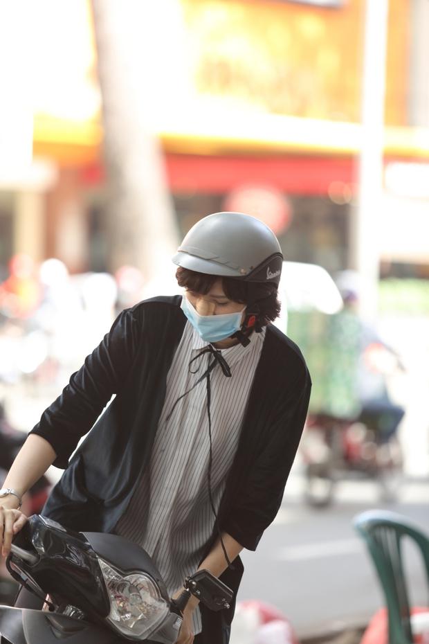 Hé lộ hình ảnh Hồng Xuân đi chỉnh sửa lại mũi do Nguyễn Hợp ném đồ vào gây thương tích - Ảnh 2.