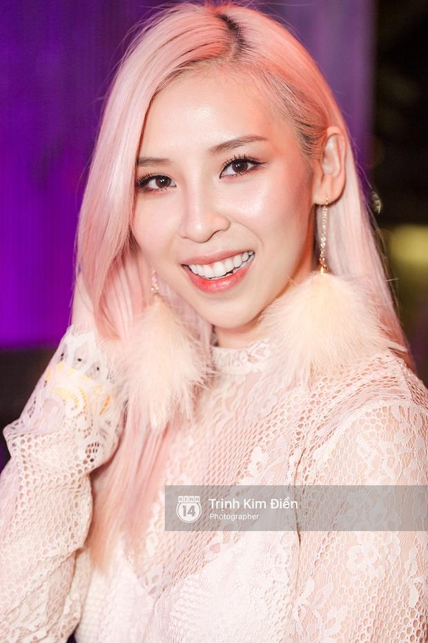Hội ngộ tại sự kiện làm đẹp, Châu Bùi trung thành với son đỏ trong khi các beauty blogger Việt diện đủ màu son thời thượng - Ảnh 6.