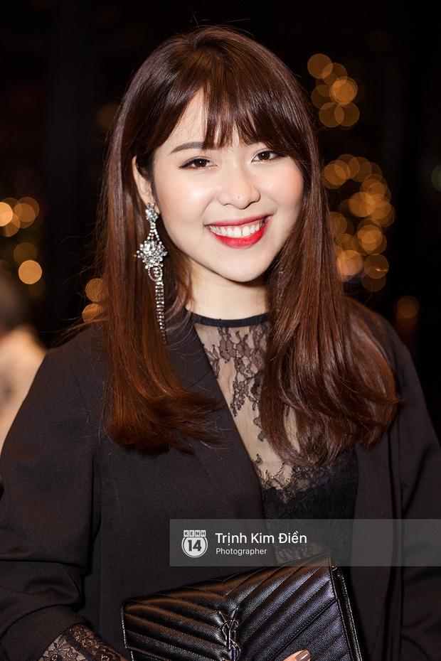 Hội ngộ tại sự kiện làm đẹp, Châu Bùi trung thành với son đỏ trong khi các beauty blogger Việt diện đủ màu son thời thượng - Ảnh 2.