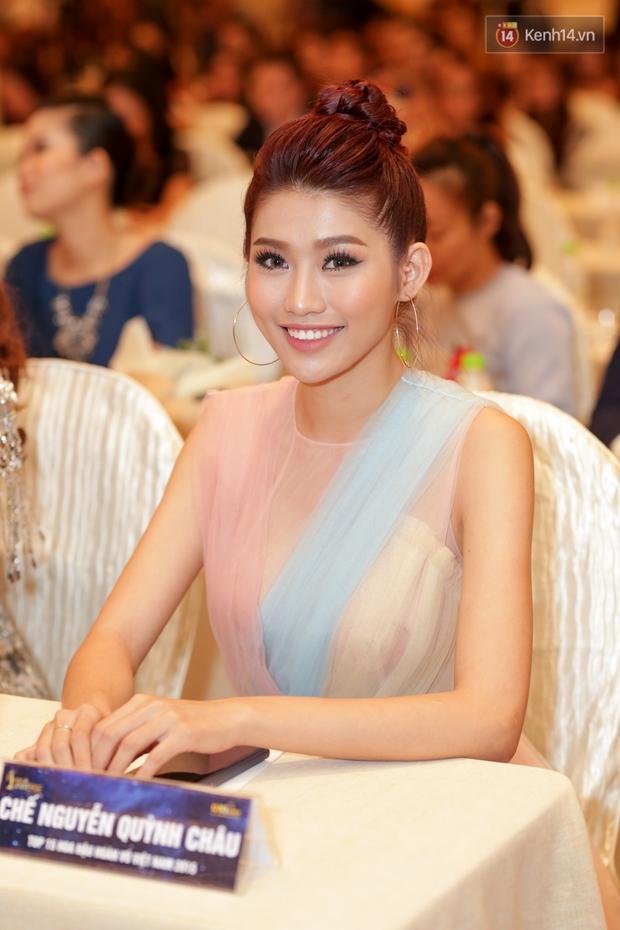 Họp báo show thực tế Hoa hậu Hoàn vũ: Phạm Hương đọ sắc với Nữ hoàng sắc đẹp Mỹ Latinh - Ảnh 10.