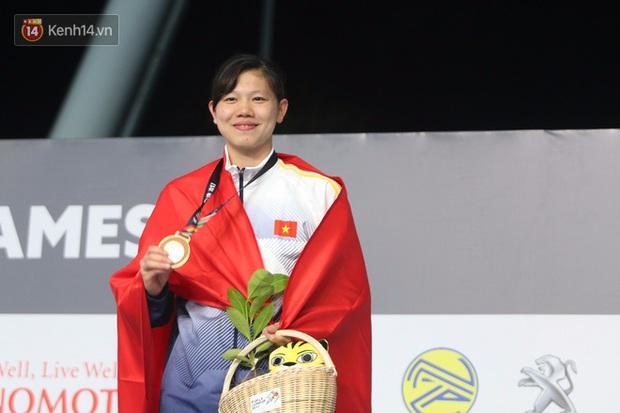Nhật ký SEA Games 29 ngày 25/8: Một mình Ánh Viên giành 7 HC vàng - Ảnh 3.