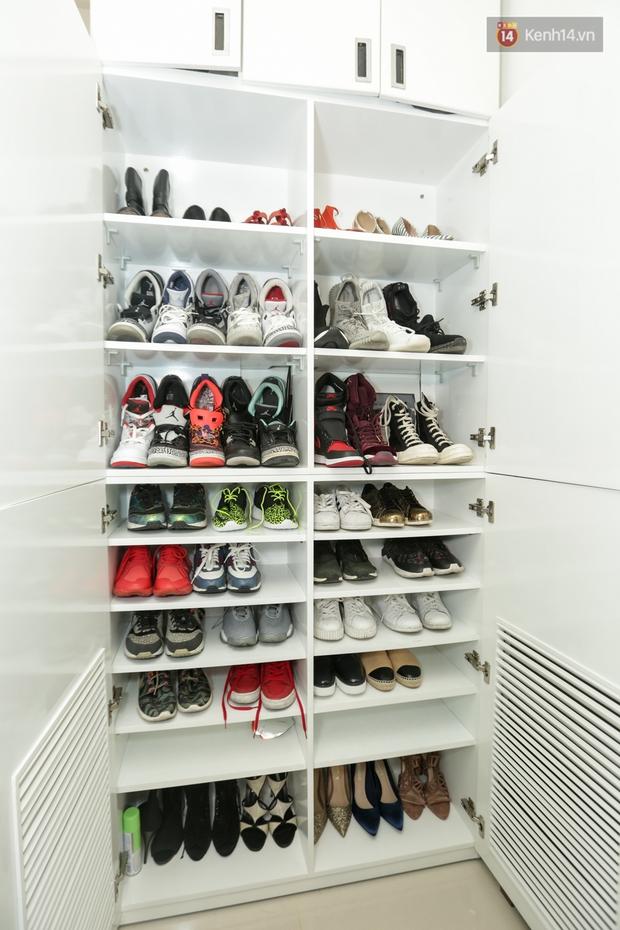 Clip: Đầu giày Minh Tú giải thích vì sao gia cảnh khó khăn mà vẫn bỏ cả ngàn đô mua sneakers - Ảnh 3.