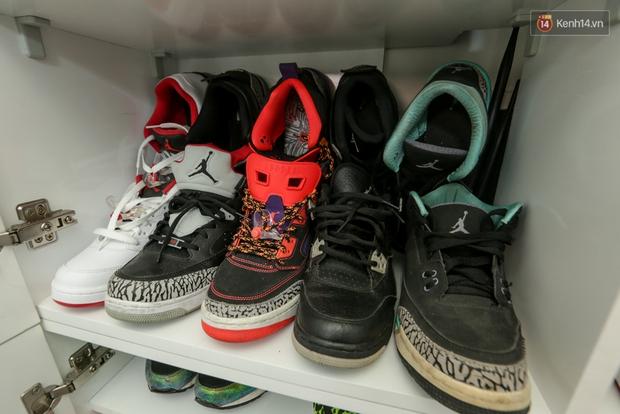 Clip: Đầu giày Minh Tú giải thích vì sao gia cảnh khó khăn mà vẫn bỏ cả ngàn đô mua sneakers - Ảnh 6.