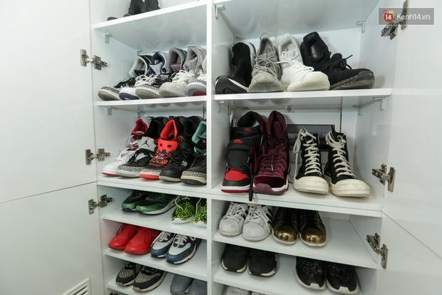 Clip: Đầu giày Minh Tú giải thích vì sao gia cảnh khó khăn mà vẫn bỏ cả ngàn đô mua sneakers - Ảnh 4.