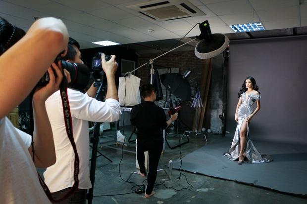 Đây là trang phục dạ hội mà Lệ Hằng mang đi chinh chiến tại Hoa hậu Hoàn vũ 2016 - Ảnh 11.