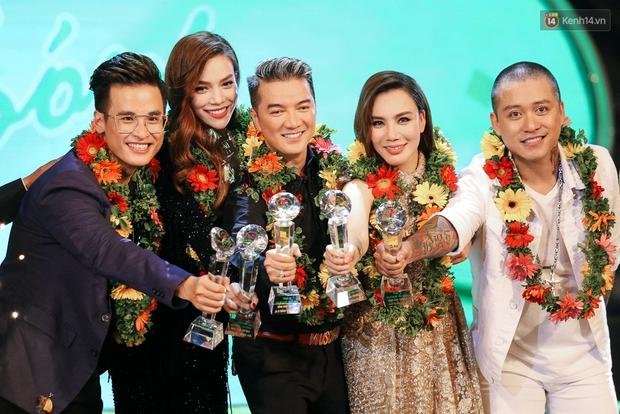 Noo Phước Thịnh, Đông Nhi và Sơn Tùng làm bùng nổ sân khấu Làn Sóng Xanh 2016 - Ảnh 11.