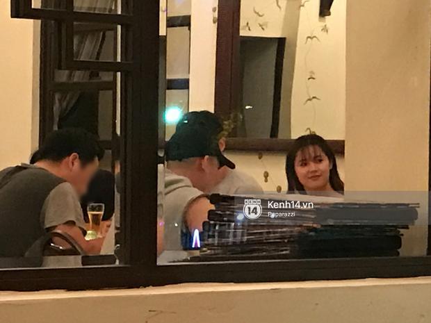 Bắt gặp Midu đi ăn tối thân mật cùng Shin Sung Rok - Ác nhân phim Vì sao đưa anh tới - Ảnh 9.