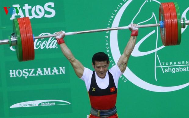 Thạch Kim Tuấn giành HC vàng đầu tiên cho thể thao Việt Nam tại AIMAG 2017 - Ảnh 1.