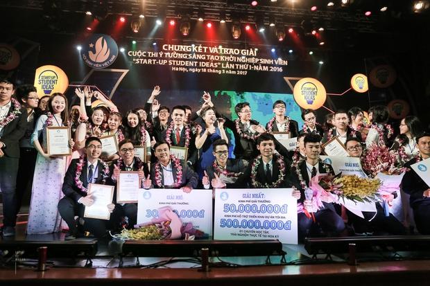 Giải pháp giám sát nguồn nước chiến thắng cuộc thi Ý tưởng sáng tạo khởi nghiệp sinh viên lần thứ I - Ảnh 13.