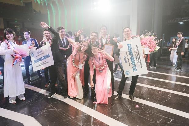 Giải pháp giám sát nguồn nước chiến thắng cuộc thi Ý tưởng sáng tạo khởi nghiệp sinh viên lần thứ I - Ảnh 21.