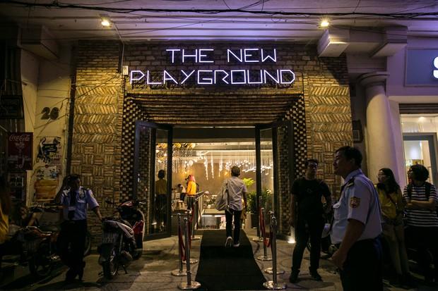Những hình ảnh đầu tiên của The New Playground - khu mua sắm nằm dưới lòng đất đầu tiên của giới trẻ Sài Gòn - Ảnh 1.