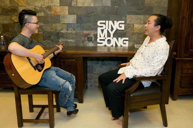 Lê Thiện Hiếu dè chừng nhất Cao Bá Hưng trong Chung kết Sing My Song - Ảnh 1.