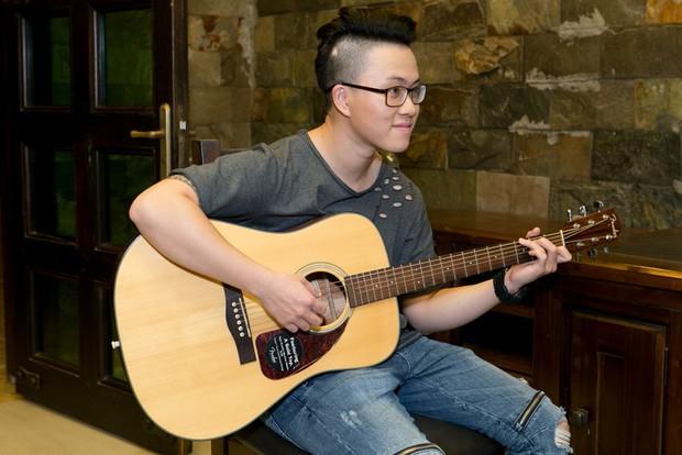 Lê Thiện Hiếu dè chừng nhất Cao Bá Hưng trong Chung kết Sing My Song - Ảnh 2.