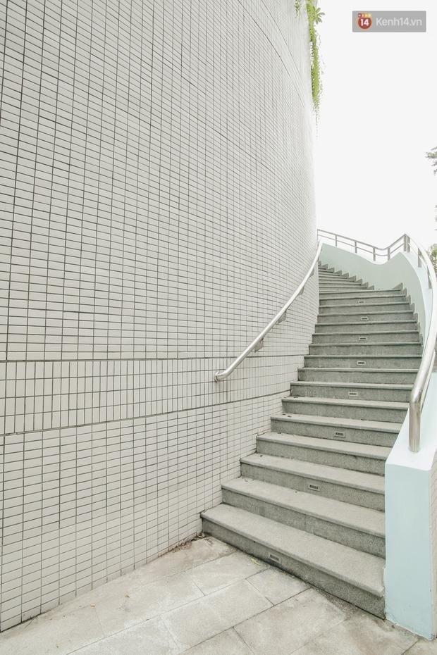Thiên đường sống ảo mới của giới trẻ Sài Gòn: Nhà Thiếu nhi Thành phố siêu đẹp, siêu hiện đại! - Ảnh 8.
