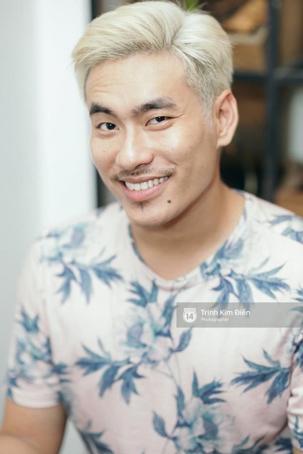 Kiều Minh Tuấn phải tắm trắng, tẩy tóc liên tục khi nhận vai chính trong Em chưa 18 - Ảnh 5.