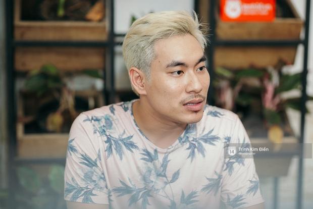 Kiều Minh Tuấn phải tắm trắng, tẩy tóc liên tục khi nhận vai chính trong Em chưa 18 - Ảnh 4.