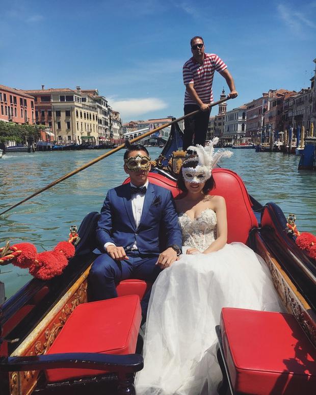 Bật mí hậu trường chụp ảnh cưới của hot girl Tú Linh và chồng - Ảnh 3.