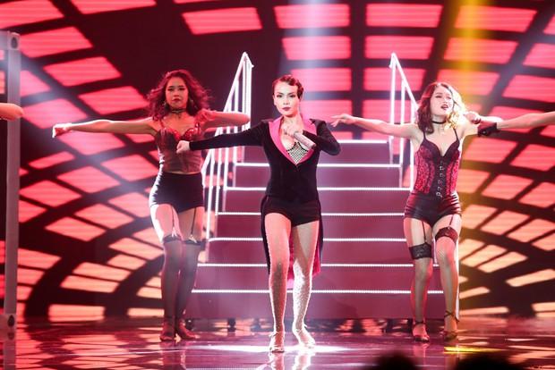 Mất quần trước giờ diễn, Yến Trang vẫn chiến thắng S Girls tại The Remix - Ảnh 5.
