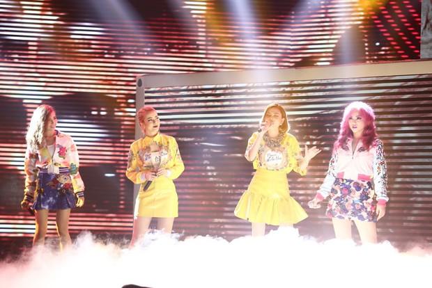 Mất quần trước giờ diễn, Yến Trang vẫn chiến thắng S Girls tại The Remix - Ảnh 6.