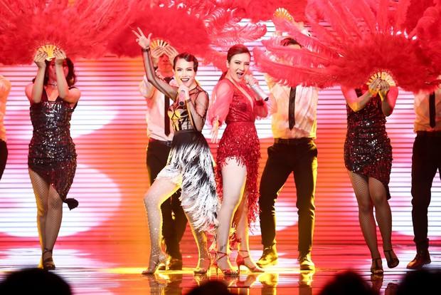 Mất quần trước giờ diễn, Yến Trang vẫn chiến thắng S Girls tại The Remix - Ảnh 10.