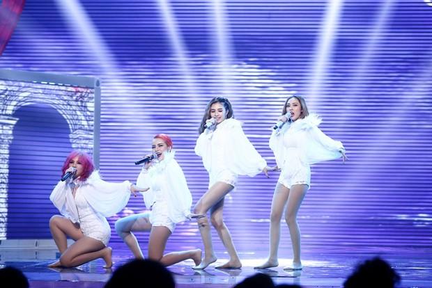Mất quần trước giờ diễn, Yến Trang vẫn chiến thắng S Girls tại The Remix - Ảnh 13.