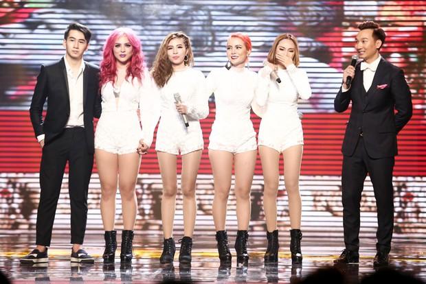 Mất quần trước giờ diễn, Yến Trang vẫn chiến thắng S Girls tại The Remix - Ảnh 16.