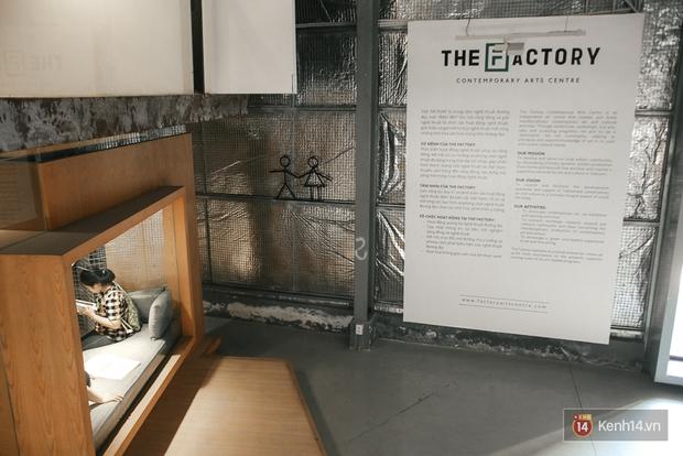 Rồi cũng tới ngày giới trẻ Sài Gòn có The Factory - khu nghệ thuật đương đại đúng nghĩa đầu tiên, mới lạ và ấn tượng! - Ảnh 5.