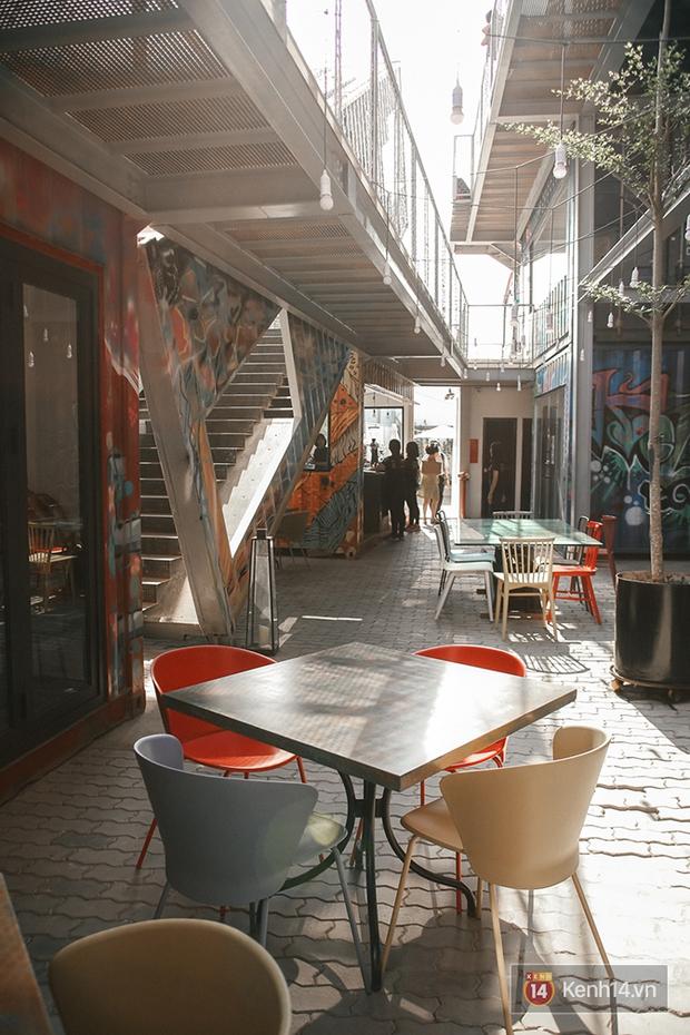 Rồi cũng tới ngày giới trẻ Sài Gòn có The Factory - khu nghệ thuật đương đại đúng nghĩa đầu tiên, mới lạ và ấn tượng! - Ảnh 11.