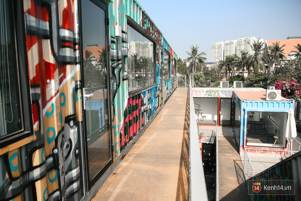 Rồi cũng tới ngày giới trẻ Sài Gòn có The Factory - khu nghệ thuật đương đại đúng nghĩa đầu tiên, mới lạ và ấn tượng! - Ảnh 2.