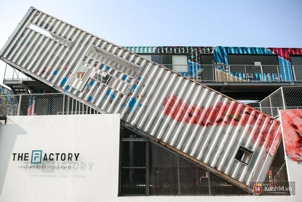 Rồi cũng tới ngày giới trẻ Sài Gòn có The Factory - khu nghệ thuật đương đại đúng nghĩa đầu tiên, mới lạ và ấn tượng! - Ảnh 1.