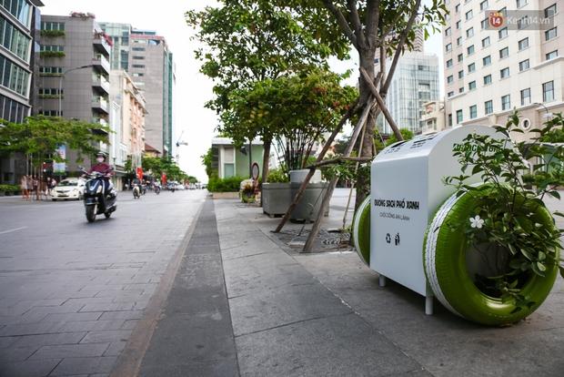 Trung tâm Sài Gòn sắp được lắp đặt thùng rác phát wifi để người dân có thể sử dụng internet - Ảnh 1.