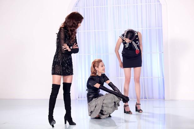Chẳng cần drama, Next Top Model vẫn vượt mặt The Face? - Ảnh 17.