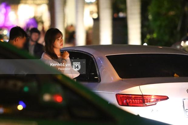 Bắt gặp Midu đi ăn tối thân mật cùng Shin Sung Rok - Ác nhân phim Vì sao đưa anh tới - Ảnh 4.