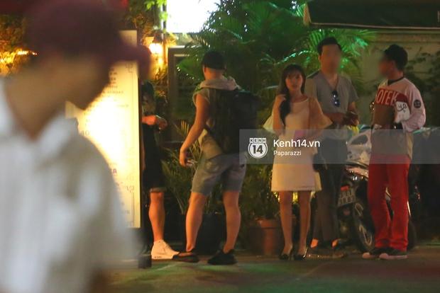 Bắt gặp Midu đi ăn tối thân mật cùng Shin Sung Rok - Ác nhân phim Vì sao đưa anh tới - Ảnh 11.