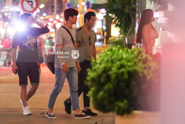 Bắt gặp Midu đi ăn tối thân mật cùng Shin Sung Rok - Ác nhân phim Vì sao đưa anh tới - Ảnh 17.