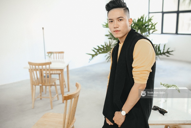 Hot boy Anh Tú (team Đông Nhi): Nói tôi giống Sơn Tùng không sao cả, nhưng tôi thần tượng G-Dragon! - Ảnh 11.