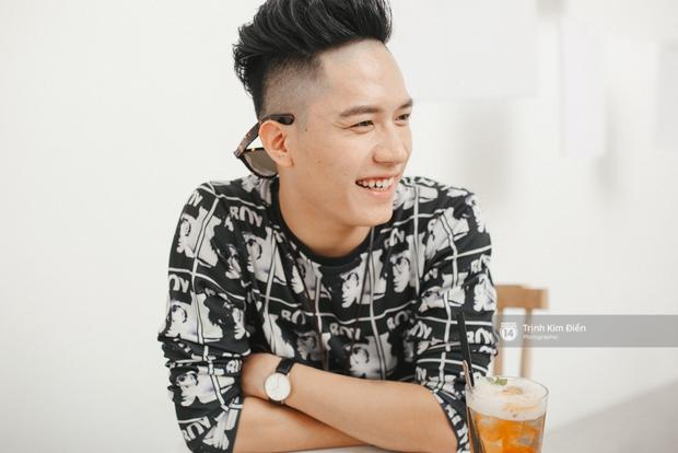 Hot boy Anh Tú (team Đông Nhi): Nói tôi giống Sơn Tùng không sao cả, nhưng tôi thần tượng G-Dragon! - Ảnh 3.