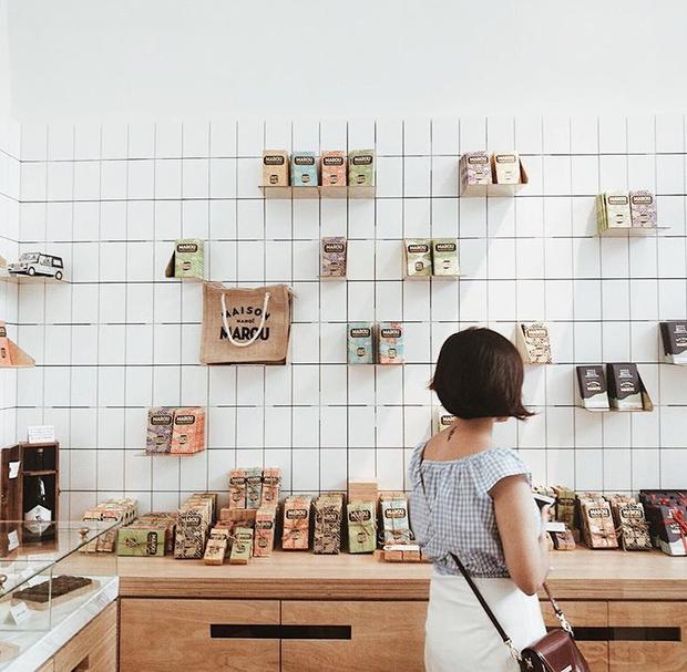 Maison Marou Hanoi: Cuối cùng thì cửa hàng chocolate ngon nhất thế giới cũng đã về với Hà Nội rồi đây! - Ảnh 8.