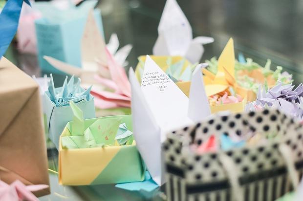 Học sinh Lương Thế Vinh gửi điều ước vào 19.000 hạc giấy, mong thầy Văn Như Cương sớm phục hồi - Ảnh 5.