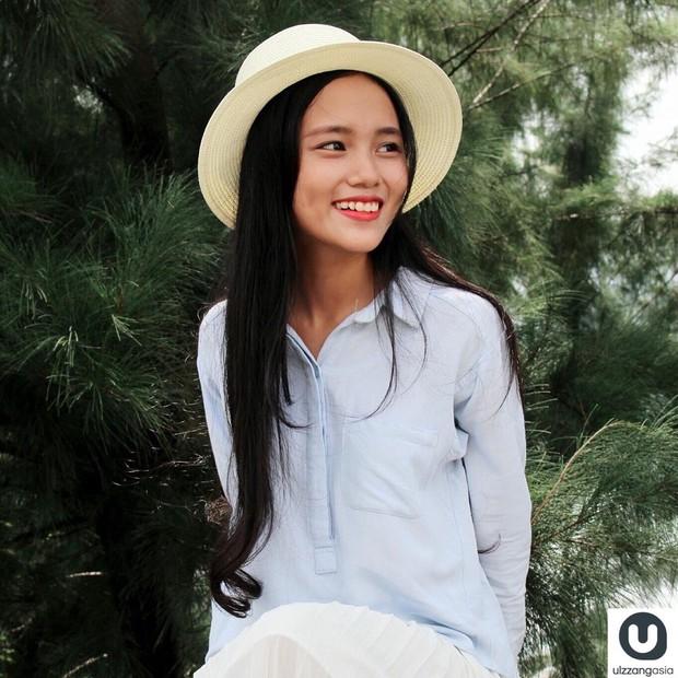Cô gái Việt Nam bất ngờ xuất hiện trên trang mạng Ulzzang Hàn Quốc - Ảnh 2.