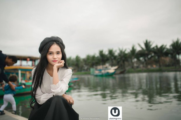 Cô gái Việt Nam bất ngờ xuất hiện trên trang mạng Ulzzang Hàn Quốc - Ảnh 5.