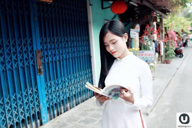 Cô gái Việt Nam bất ngờ xuất hiện trên trang mạng Ulzzang Hàn Quốc - Ảnh 3.