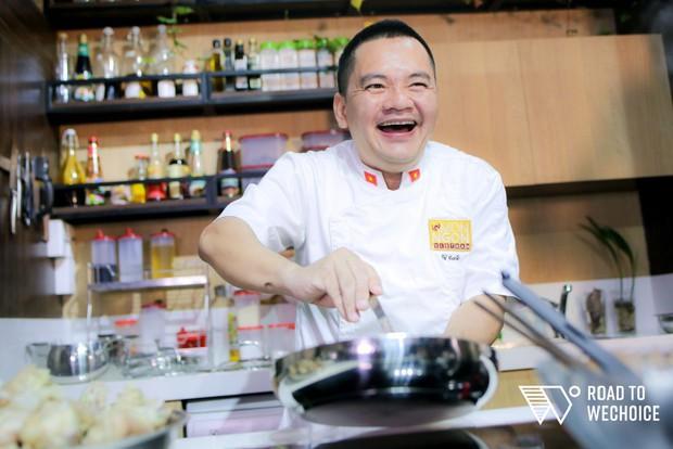 Siêu đầu bếp Võ Quốc và những chia sẻ đắt giá sau 16 năm theo nghề bếp - Ảnh 2.