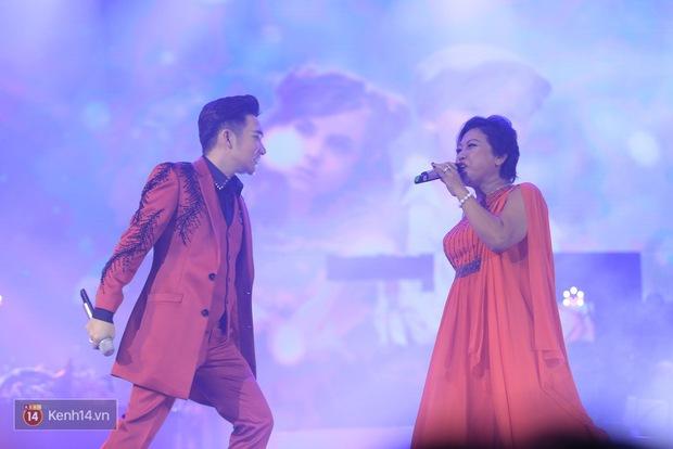 Clip: Khoác áo mới cho Duyên phận, Quang Hà đốt cháy sân khấu cùng loạt vũ công nóng bỏng - Ảnh 17.