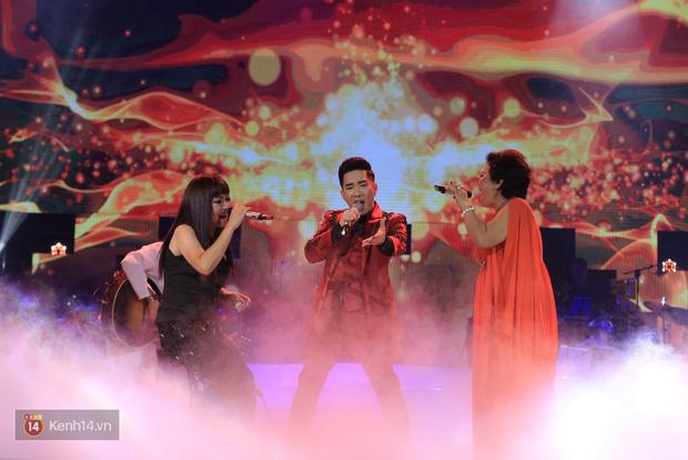 Clip: Khoác áo mới cho Duyên phận, Quang Hà đốt cháy sân khấu cùng loạt vũ công nóng bỏng - Ảnh 16.